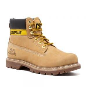 Cat Colorado Honey. Premium Leather Shoes