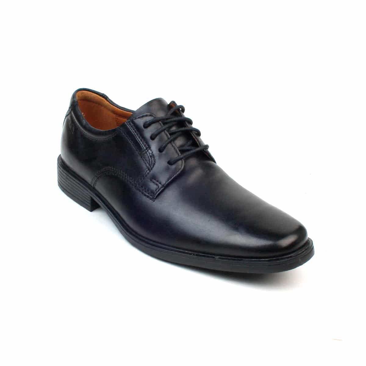 d72475f739d97 CLARKS Tilden Plain Black - 121 Shoes