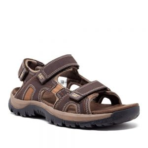 Premium Leather Mens Sandal