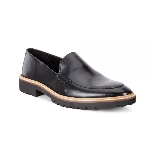 ecco women's casual loafer