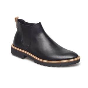 ecco women's casual chelsea boots
