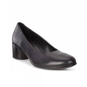 ecco women's mid heels