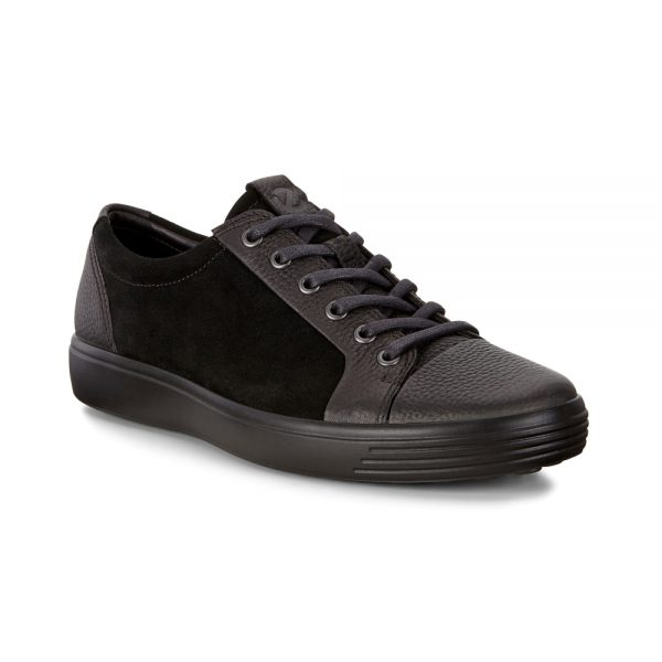 ecco mens casual sneaker