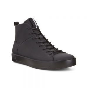 mens long lace sneaker