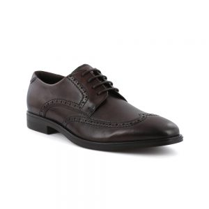 modern elegant formal ecco derby shoes