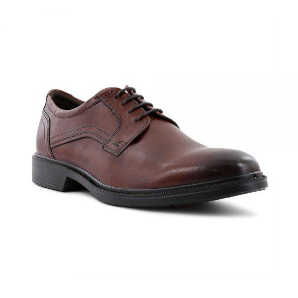 ecco mens derby formal shoes