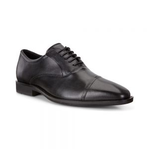 ecco mens formal oxford shoes