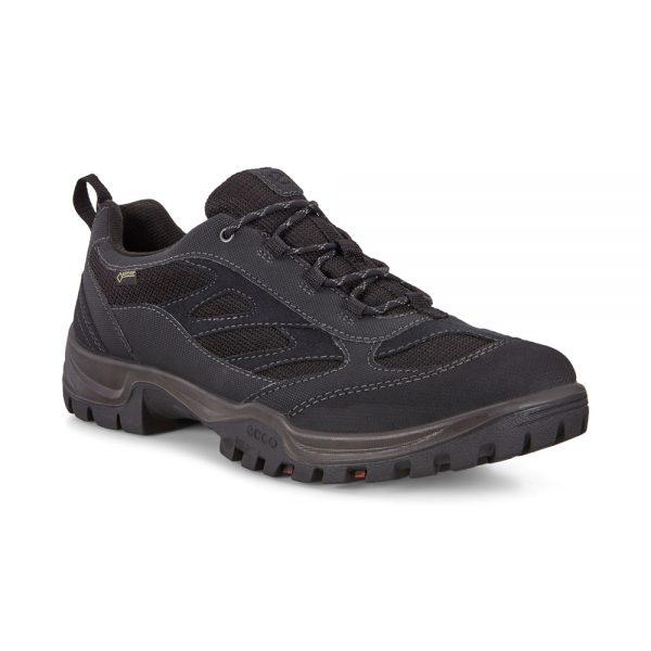 ecco mens outdoor shoes black