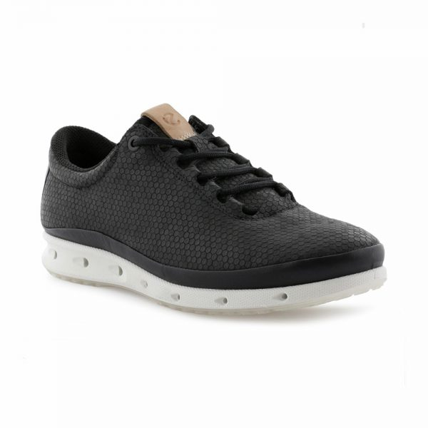 Ecco Coll L Black Magnet women's sneaker