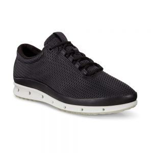 Ecco Sool Black Womens Trainers