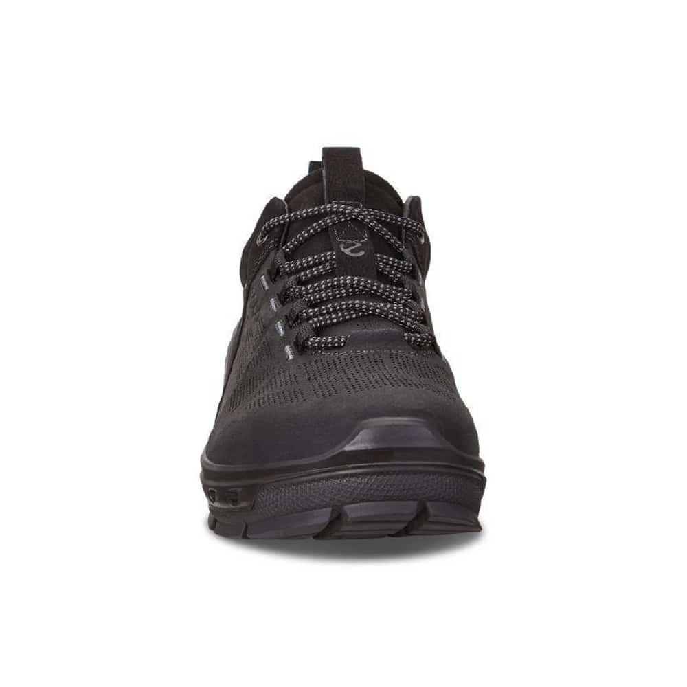 Ecco Biom Venture Tr Black, Yak leather
