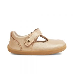 Bobux Louise Gold Kids Shoes