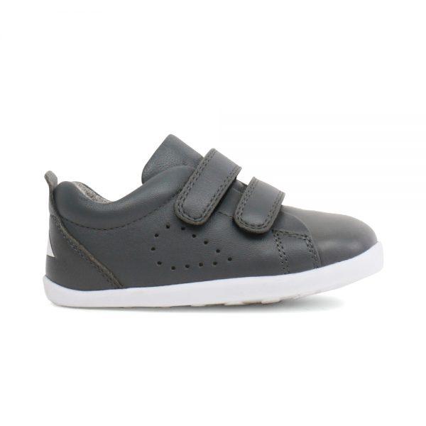 Bobux Grass Court Sapphire, unisex kids shoes