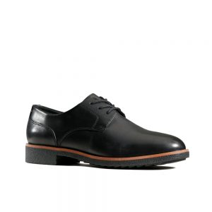 Clarks Griffin Lane - Women's casual shoes in black leather