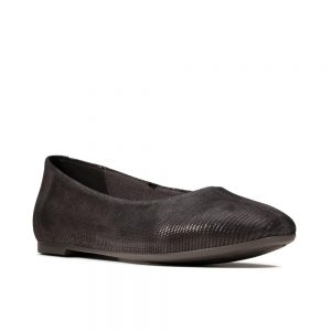 Clarks Chia Violet, women's shoes. Black Interest
