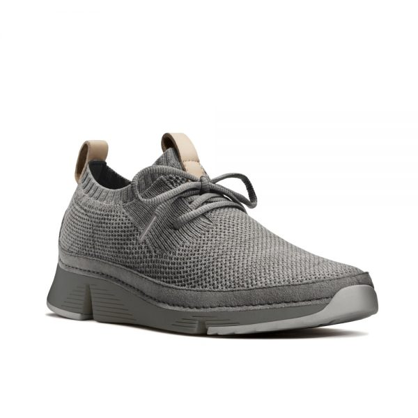 Clarks Tri Native - Women's casual shoes Grey Combination