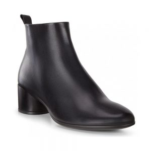 Ecco Shape 35, crafted from black premium Ecco leather