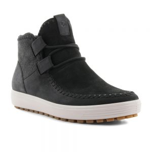 Ecco Soft 7 Tred, crafted from premium Ecco Nubuck and Suede