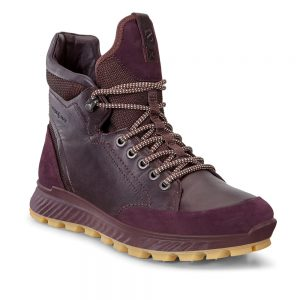 Ecco Exostrike W. High-performance outdoor casual boot