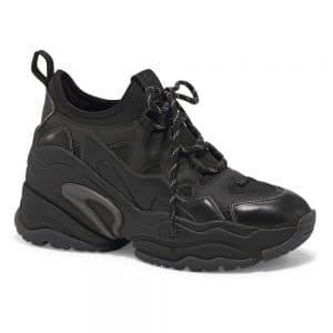 The Ash Bird black sneakers