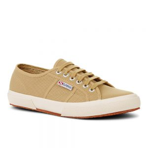 Superga 2750 Classic Beige pure cotton upper