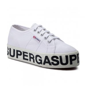 The Superga 2790 Cotw. Premium cotton canvas upper