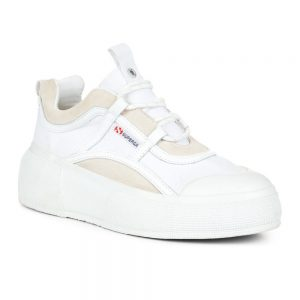 Superga 2922  Hypper Bubble Cotsuew. Premium cotton canvas upper
