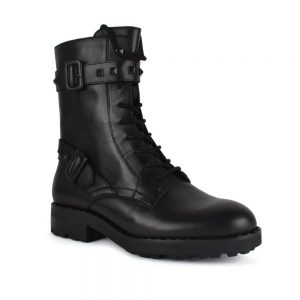 The Ash Witch Bis. Stylish shoes made from black leather.