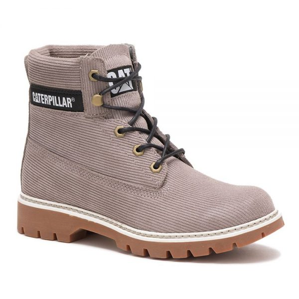 CAT Lyric Corduroy boot. Wet Weather durable and high performance shoes