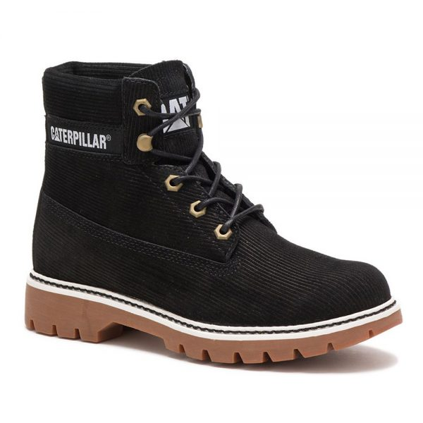 CAT Lyric Corduroy boot. Durable and high performance shoes