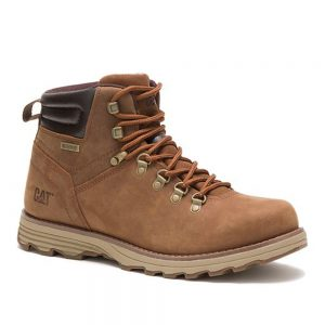 CAT Sire full Grain Brown Sugar Waterproof Leather
