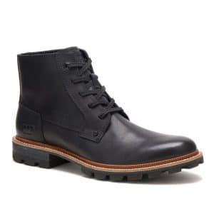 CAT Wayward Full gain Black premuim Leather