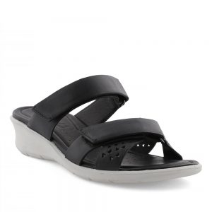 Ecco Felicia Sandal Blacksambal. Premium shoes