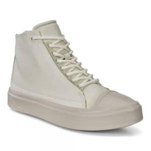 Ecco Flexure T-Cap Shadow White Cirrus. Premium shoes.