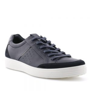 Ecco Soft 7 M Navy Night Sky. Premium shoes.