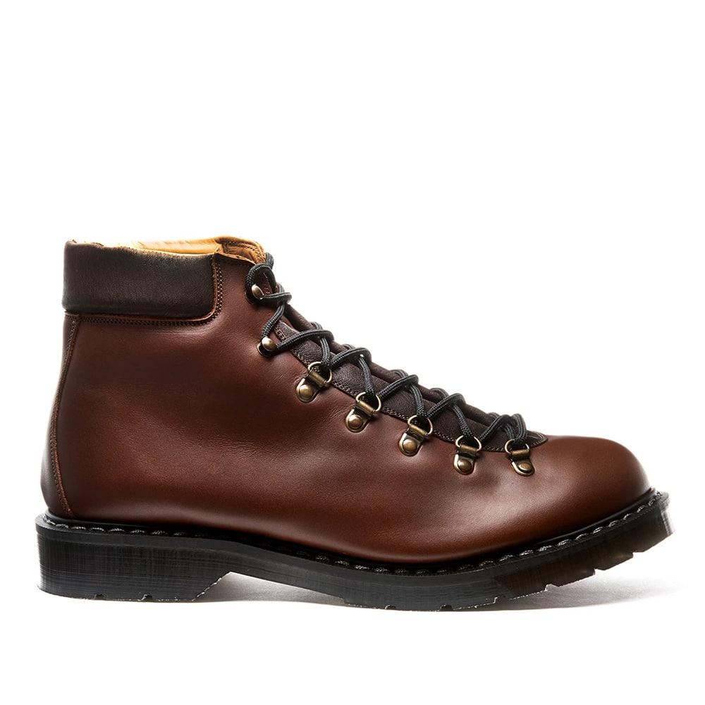 Solovair Brown Urban Hiker Premium