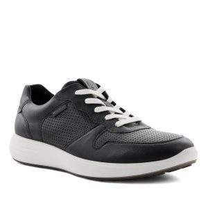 Ecco Soft 7 Runner M Black. Premium shoes