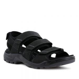 Ecco Offroad Black Antelope Yak. Premium shoes.
