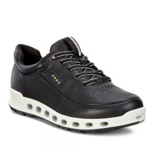 Ecco Cool 2.0. Premium black leather shoes
