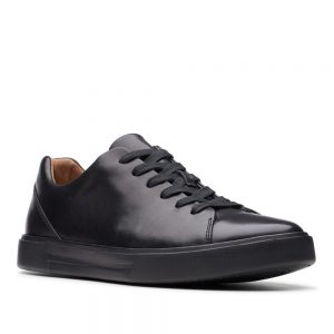 Clarks Un Costa Lace Black. Premium Shoes