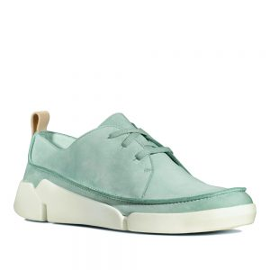 Clarks Tri Clara Blue. Premium Shoes
