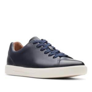Clarks Un Costa Lace Navy Leather. Premium Shoes