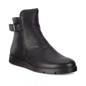 Ecco Bella Black Leather. Premium shoes