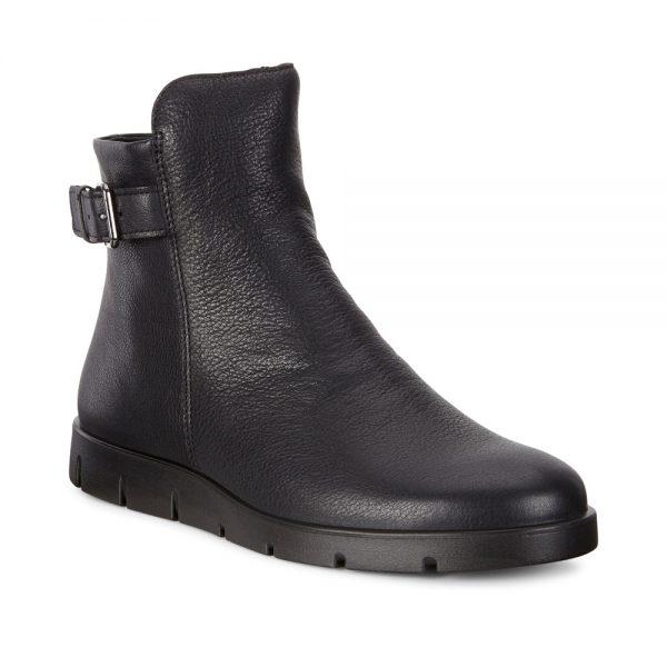 Ecco Bella Black Leather. Premium shoes