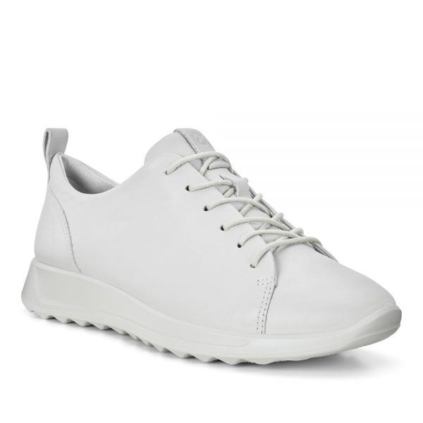 EccoFlexure Runner White Droid. Premium shoes