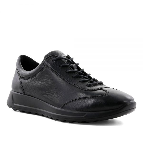 Ecco Flexure Runner Black Ovid. Premium shoes
