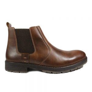 Rieker 33353-25 Brown Pull On. Premium Antistress Footwar