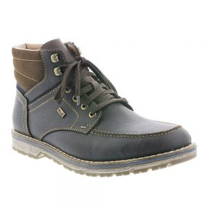 Rieker 39220-26 Pacifik Leather. Premium Antistress Footwar
