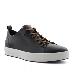 Ecco Soft 8 Black Celeste. Premium shoes