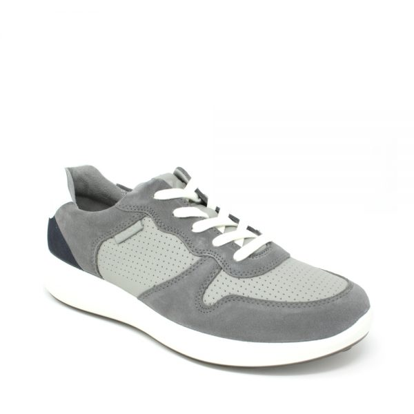 Ecco Soft 7 Runner M Titanium Premium Shoes